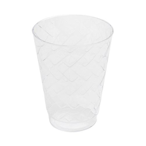 KullanAtMarket Kristal Meşrubat Bardağı 330 Cc