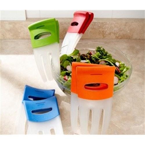 Gift Box Salata Servis Ve Karıştırma Kaşıkları