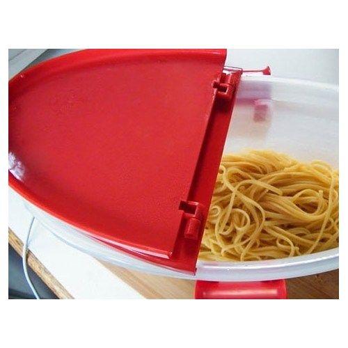 Gift Box Pasta Boat Mikrodalgada Hızlı Makarna Pişirici