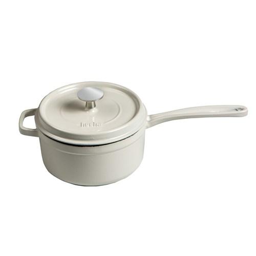 Hecha Sauce Pot 16 Cm Beyaz Tencere
