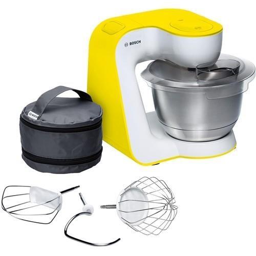 Bosch Mum54y00 Mutfak Makinesi Startline Enerjik Sarı