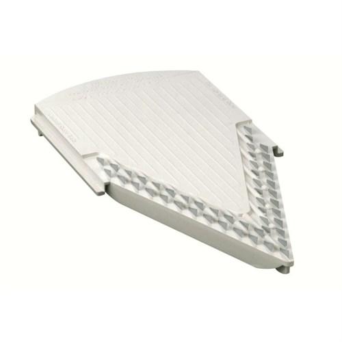 Börner V3 Set İçin 10 Mm Bıçaklı Kızak- Beyaz