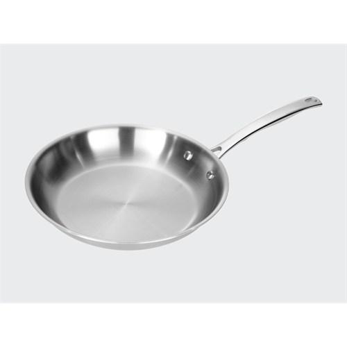 Fontignac Gastro Paslanmaz Çelik Kızartma Tavası 24 Cm