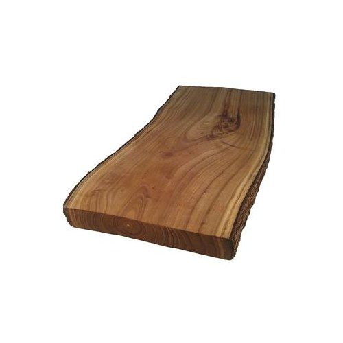 Atölye2e Modern-Doğal Ağaç Dilimli Peynir Sunum Tahtası