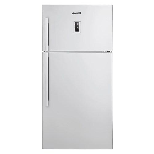 Arçelik 5850 NFY A++ 611 Lt Inox NoFrost Buzdolabı