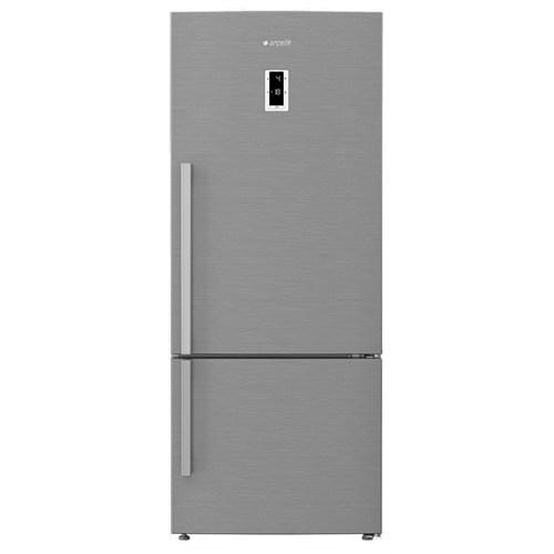 Arçelik 2476 CEI A++ 580 Lt Inox Kombi Tipi Buzdolabı