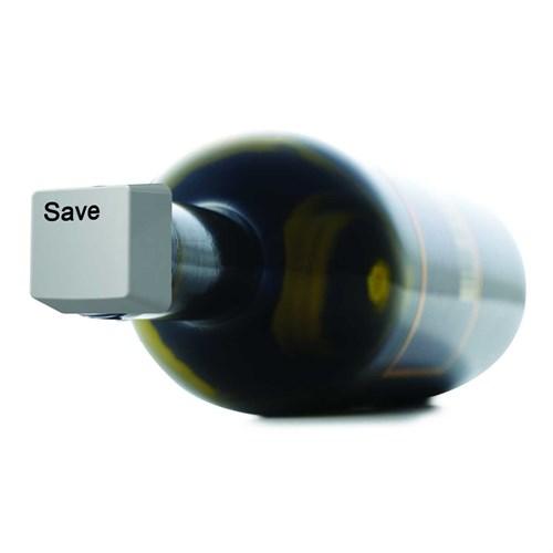 Mustard Bilgisayar Tuşu Şişe Tıpası Seti - Caps Lock Bottle Stopper Set