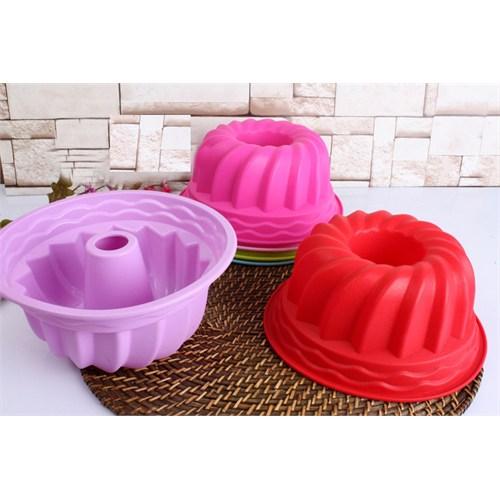 Acar Dekoremanya Silikon Kek Kalıbı Renkli Acr-027