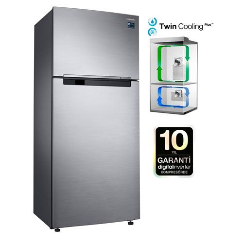 Samsung RT53K6030S8/TR A+ 543 Lt Twincooling Plus NoFrost Buzdolabı