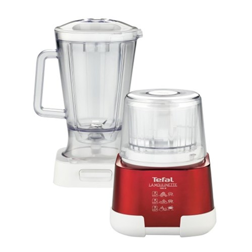 Tefal La Moulınette Red Ruby