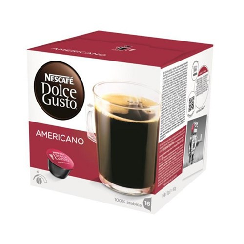 Non Gr Oem Dg Americano Kahve Kapsülü