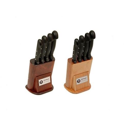 Sürbisa Sürmene 61502 Mutfak Bıçak Seti 4'Lü