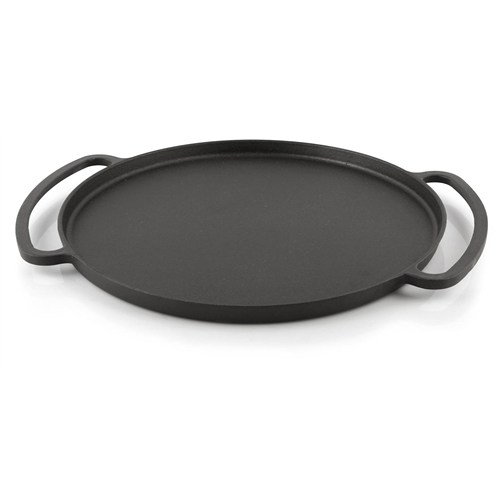 Silver Döküm 20 Cm Pizza Krep Ve Pankek Tavası - Siyah