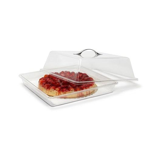 BO363 - Kare Pasta kek Kabı Takım