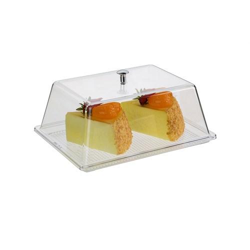 BO377+417 - Kek - Pasta Teşhir Tabağı