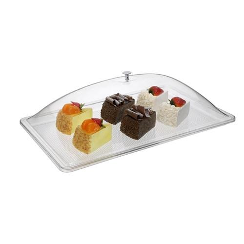 BO418+380 - Kek - Pasta Teşhir Tabağı