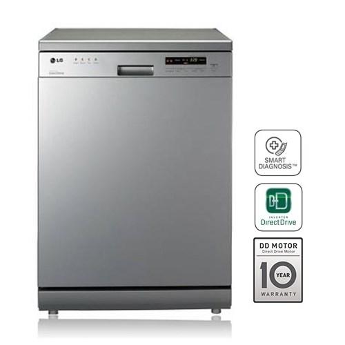 LG D1452CF A++ 5 Programlı Bulaşık Makinesi