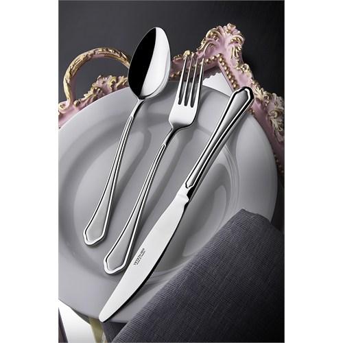 Yetkin Saray 12 Adet Tatlı Bıçağı - Sade