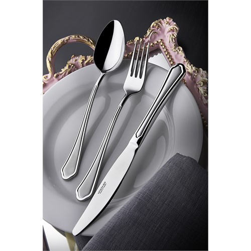 Yetkin Saray 12 Adet Yemek Kaşığı - Sade