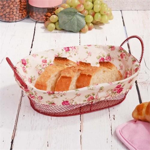 İhouse1048 Ekmek Sepeti Somon