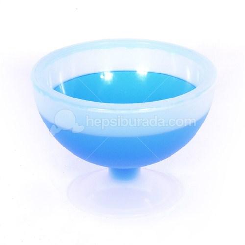 Dondurulabilir Dondurma Kasesi Mavi 12.5*9.5*7.60 cm