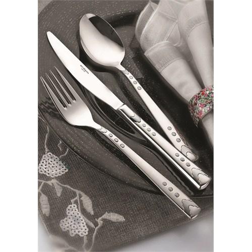 Erdem Çeşme Saten Pasta Bıçak 3'lü Blister