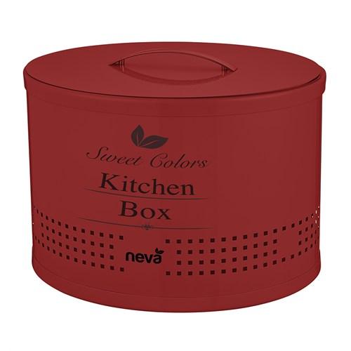 Neva N2288 Sweet Kitchen Saklama Kabı-Kırmızı