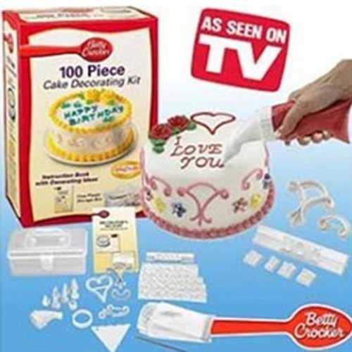 Uygun Pasta Şekillendirici Set 100 Parça