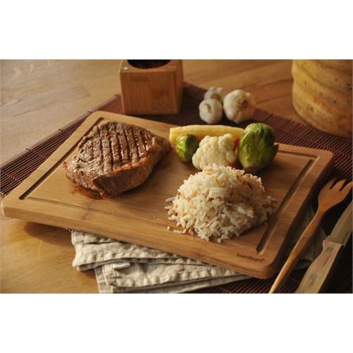Bambum Diego - Kesme - Steak Tahtası Küçük