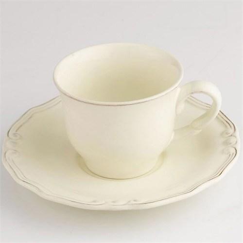 Laviva Çay Fincanı - Krem
