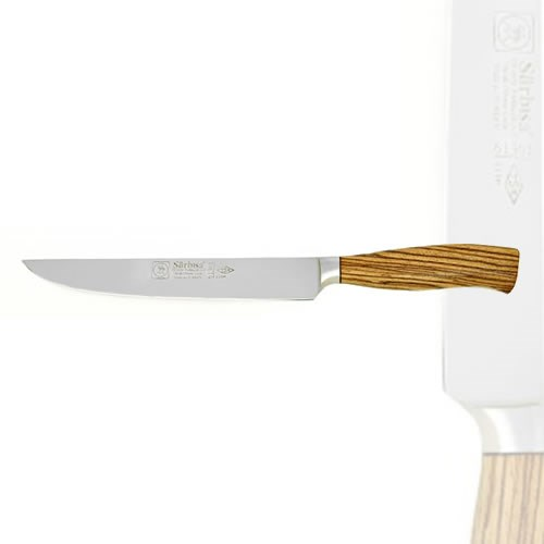 Sürbisa Sıcak Dövme Mutfak Bıçağı 21 Cm