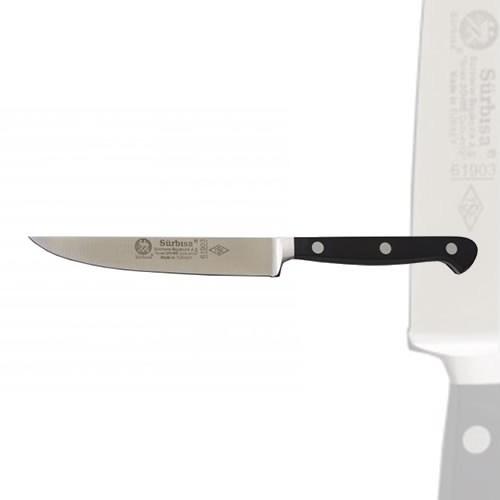 Sürbisa Sıcak Dövme Sebze Bıçağı 12 Cm