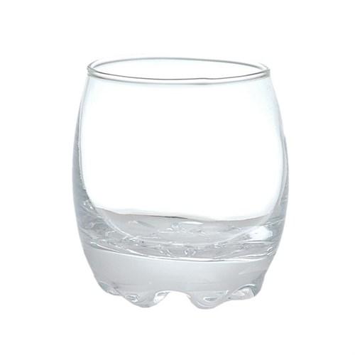 LoveQ 6'Lı Dekor Cam Likör Bardağı