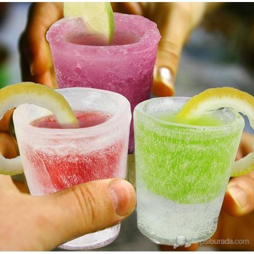Ice Shot Glasses 12'li Buz Bardak