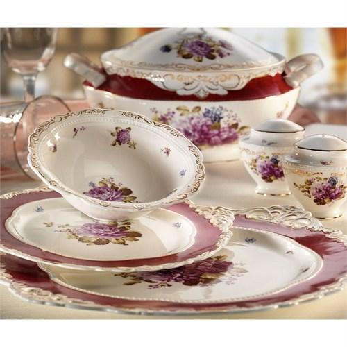 Aryıldız 60001 Royal Queen Porselen Yemek Takımı