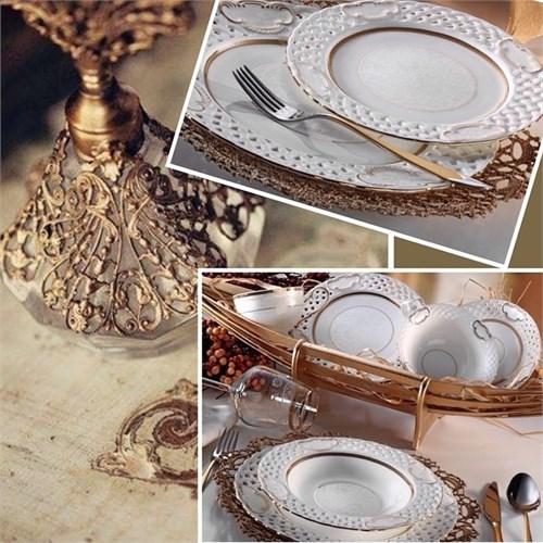 Aryıldız Ar30031 84 Parça Porselen Yemek Takımı