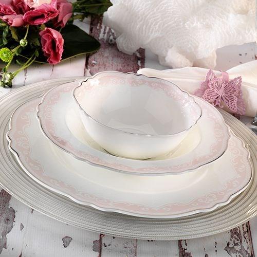 Aryıldız Ar30069 84 Parça Porselen Yemek Takımı