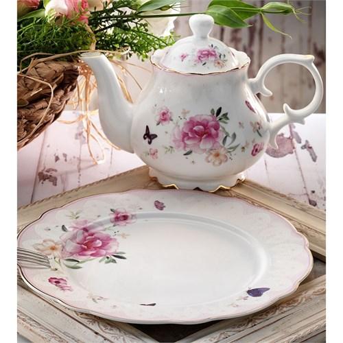 Aryıldız 50012 42 Parça Porselen Kahvaltı Takımı