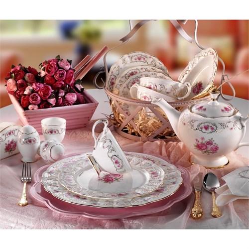 Aryıldız Ar 50011 42 Parça Prestige Bone Porselen Kahvaltı Takımı