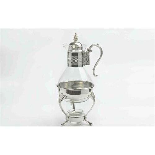 LoveQ Gümüş Fondü Ygc-10118G