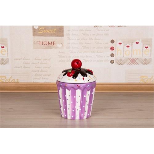 LoveQ Cupcake Serisi Seramik Kavanoz 146799M