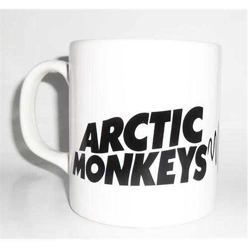 Köstebek Arctic Monkeys Logo Kupa