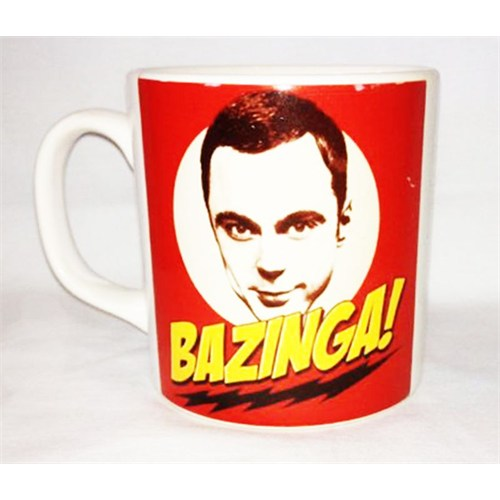 Köstebek The Big Bang Theory - Bazinga Kupa