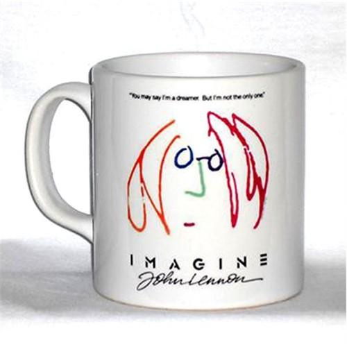 Köstebek John Lennon - Imagine Kupa