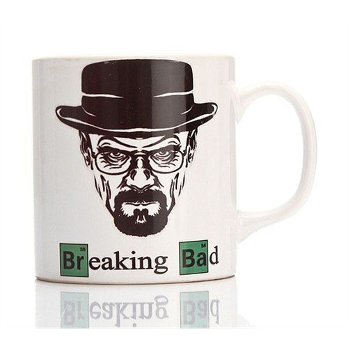 Köstebek Breaking Bad - Heisenberg Kupa