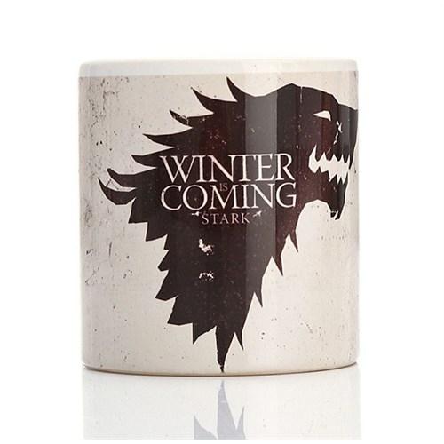 Köstebek Game Of Thrones - Winter İs Coming Kupa