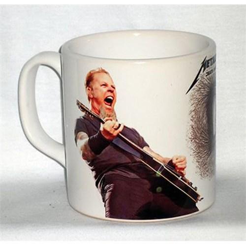 Köstebek Metallica - James Hetfield Kupa