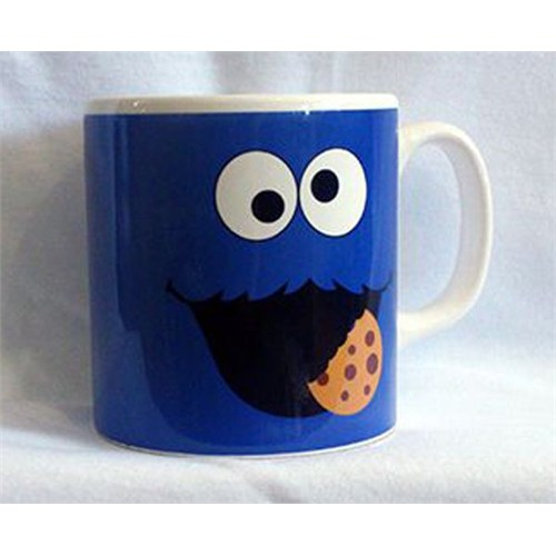 Köstebek Cookie Monster Kupa