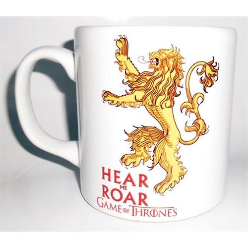 Köstebek Game Of Thrones - Lannester - Hear Me Roar Kupa