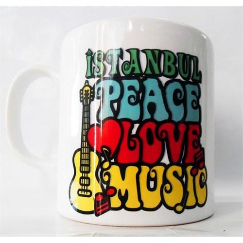 Köstebek İstanbul, Peace, Love, Music Kupa